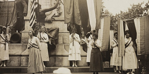 19th Amendment Celebration March