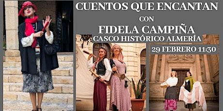 Visita Teatralizada Casco Histórico entradas