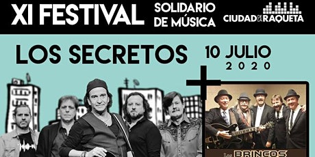 Los Secretos + Los Brincos en Ciudad Raqueta, Madrid entradas