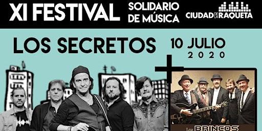 Los Secretos + Los Brincos en Ciudad Raqueta, Madrid