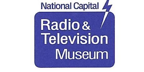 5th Annual National Capital Radio & Television Museum Virtual Gala tickets