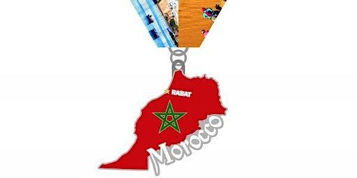 Race Across Morocco 1 Mile, 5K, 10K, 13.1, 26.2–Rochester