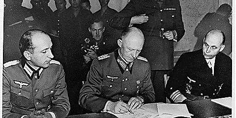 Unconditional Surrender: Witnessing History – May 1945