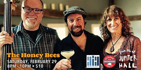 The Honey Bees Live in Concert at Jupiter Hall tickets