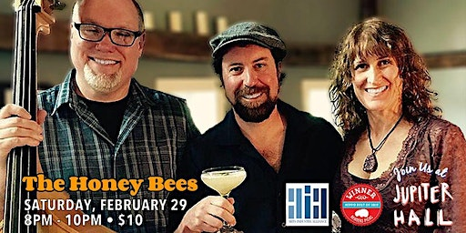 The Honey Bees Live in Concert at Jupiter Hall