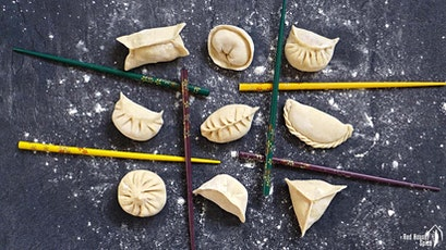 Family Fun: Making Dumplings with Veggie Juice Pulp! tickets