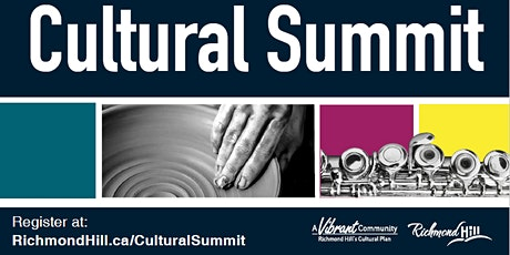 2020 Richmond Hill Cultural Summit tickets