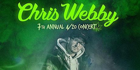 Chris Webby tickets