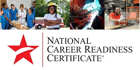 National Career Readiness Certificate (NCRC) Testing tickets