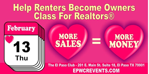 How to help Renters become Owners