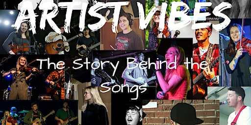 Artist Vibes:  The Story Behind the Song featuring Arterial Drive