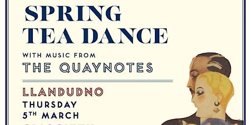 Spring Tea Dance - Llandudno