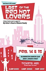 The Last of the Red Hot Lovers - Dinner Theater tickets