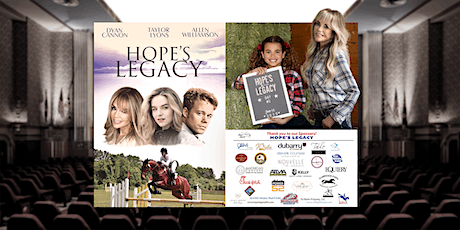 Hope's Legacy Premiere Screening tickets