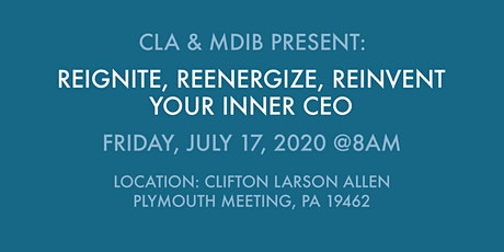 CLA & MDIB Present: East Coast Workshop tickets