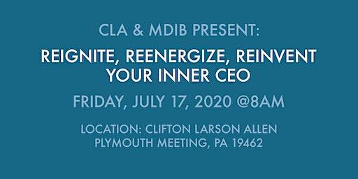 CLA & MDIB Present: East Coast Workshop