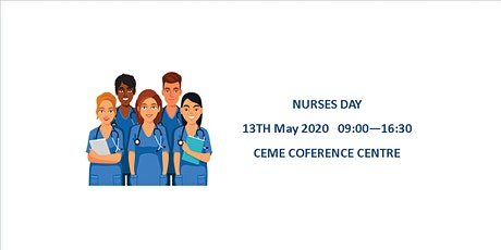 Nurses Day 2020 tickets