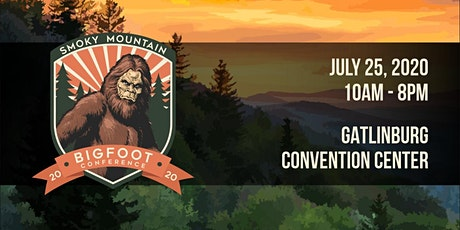 Smoky Mountain Bigfoot Conference 2020 tickets