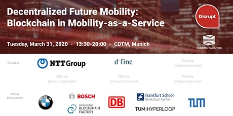 Decentralized Future Mobility: Blockchain in Mobility-as-a-Service Tickets