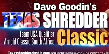 Texas Shredder Strongman Classic 2020