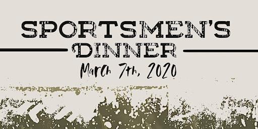 Sportsmen's Dinner