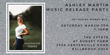 Ashley Martin Music Release Party tickets