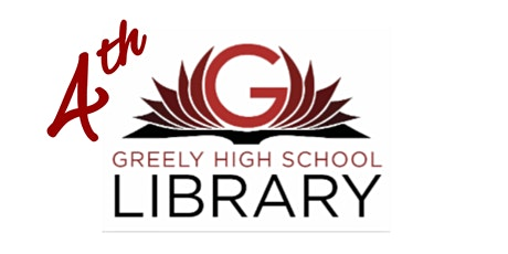 Thursday - 4th Period Library Study Pass tickets