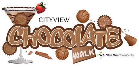 2020 CITYVIEW Chocolate Walk at West Glen tickets