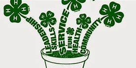 Greene County 4-H Scrapbooking Event tickets
