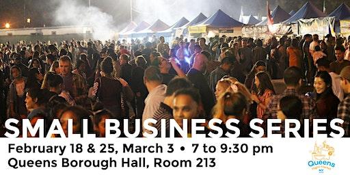 Queens Night Market Series: Session 3, Queens, 3/3/20