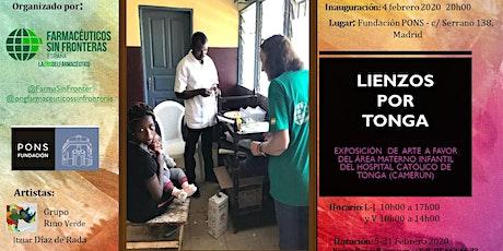 INAUGURACIÓN Exposición: Lienzos por Tonga entradas