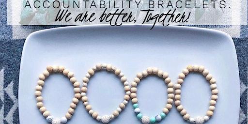 Accountability Bracelet Making