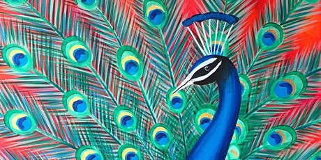 Peacock Parade Brush Party – Banbury tickets
