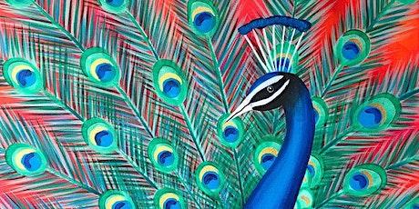 Peacock Parade Brush Party – Banbury tickets