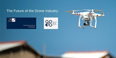 The Future of the Drone Industry tickets