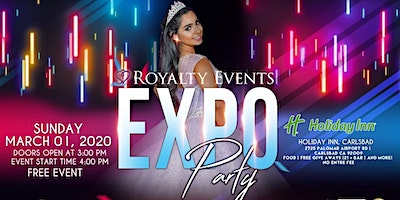 5th Quinceanera Expo Party