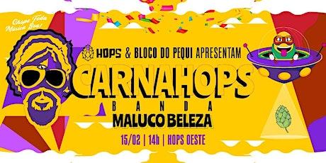 CarnaHops 2020 ingressos