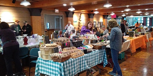 Spring Bazaar at the Northern Great Lakes Visitor Center