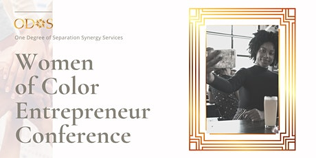 ODOS Women of Color Entrepreneur Conference tickets