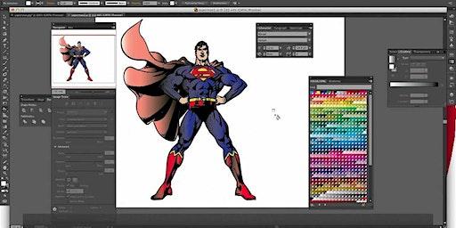 Training Course On Adobe Illustrator