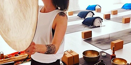 Restorative Yoga and  Gong Sound Bath tickets