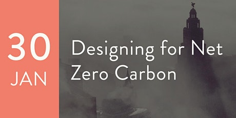 LYA Architects' Breakfast: Designing for Net Zero Carbon tickets