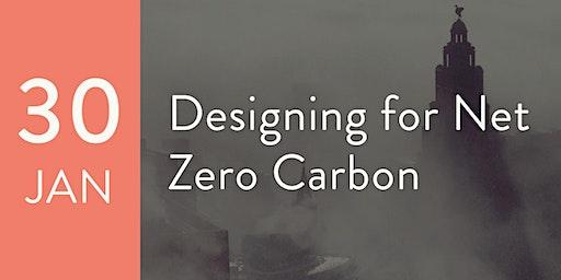 LYA Architects' Breakfast: Designing for Net Zero Carbon