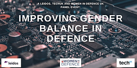 Panel Discussion and Networking Event: Improving Gender Balance in Defence tickets