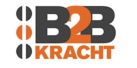 B2B Kracht | Donderdag 6 februari 2020 | Cafe-restaurant de Krachtcentrale tickets
