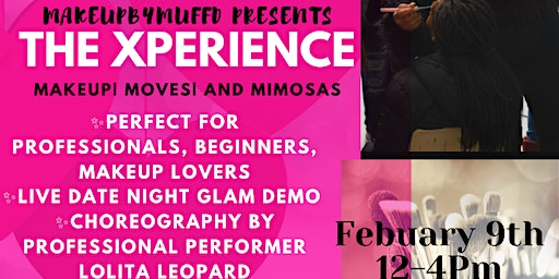 Women's Valentines Day Brunch Xperience