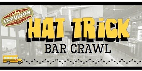 Hat Trick Bar Crawl tickets