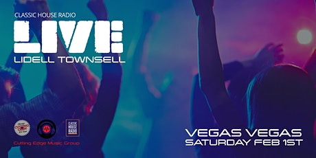 Classic House Radio Live feat. Lidell Townsell tickets