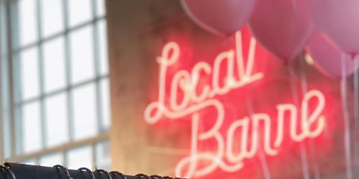 """Hamilton & 8th Health and Wellness Market-Local Barre """"Local Special Class"""""""