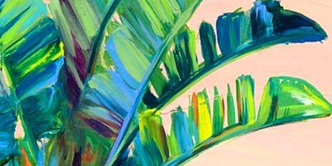 Tropical Paint Night - Mahomet, IL